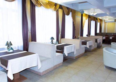 Уютное кафе к услугам наших отдыхающих