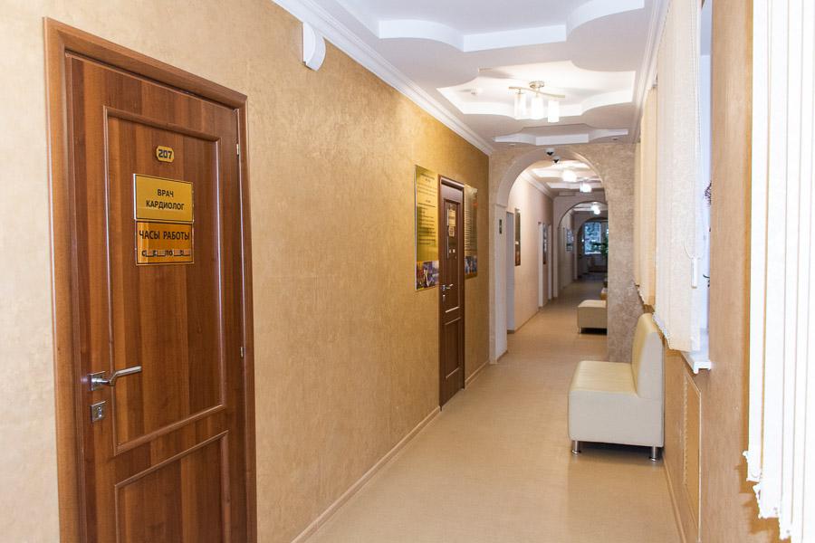 Кабинеты в санатории